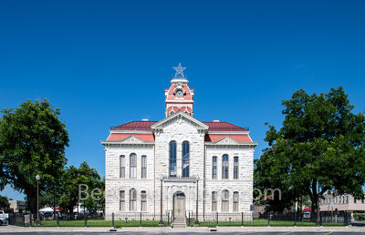 Lampasas County Courthouse