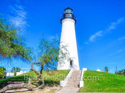Port Isabel, Lighthouse, coast, coastal, waters, landmark, laguana madre, south padre island,