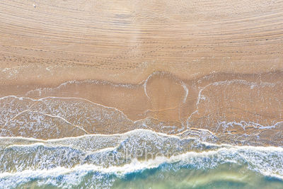 Sand and Surf Abstract