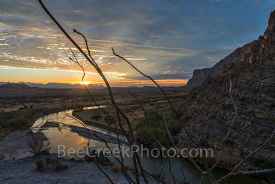Santa Elena Canyon Sunrise2
