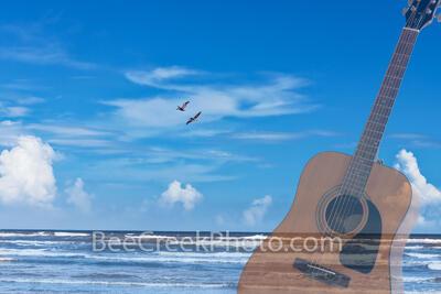 Seaside Guitar Blues