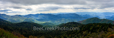 Shadows and Light in Blue Ridge Mountains NC