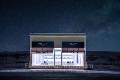 Stars Over Prada Marfa