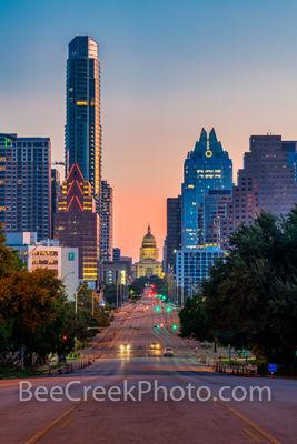 austin, texas, austin skyline, sunrise, austin sunrise, austin downtown, austin texas, downtown austin, sunset, austin texas, soco, austin soco, south congress, texas capitol, congress, frost tower, a
