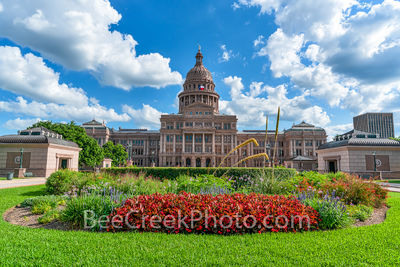 Texas State Capitol Images and Prints