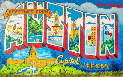 The Austin Mural