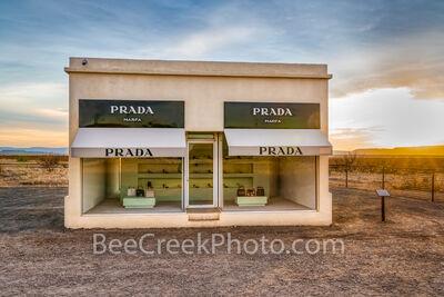 West Texas Prada