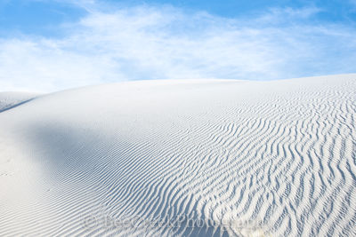 White Sands of NM