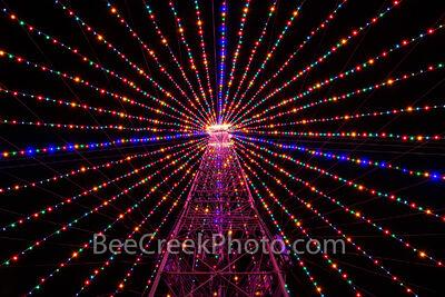 Zilker Christmas Tree Lights