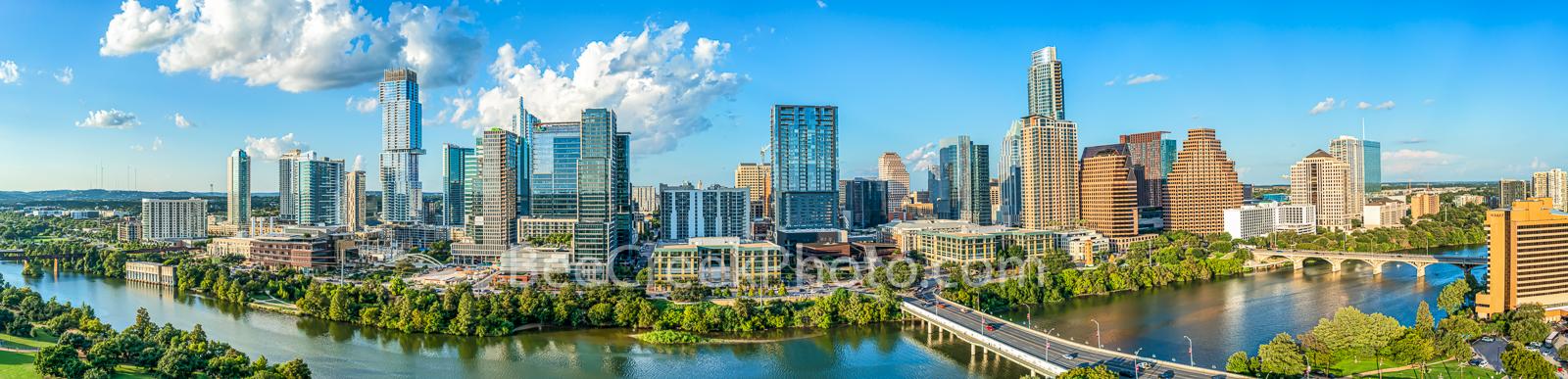 Austin Skyline, photo