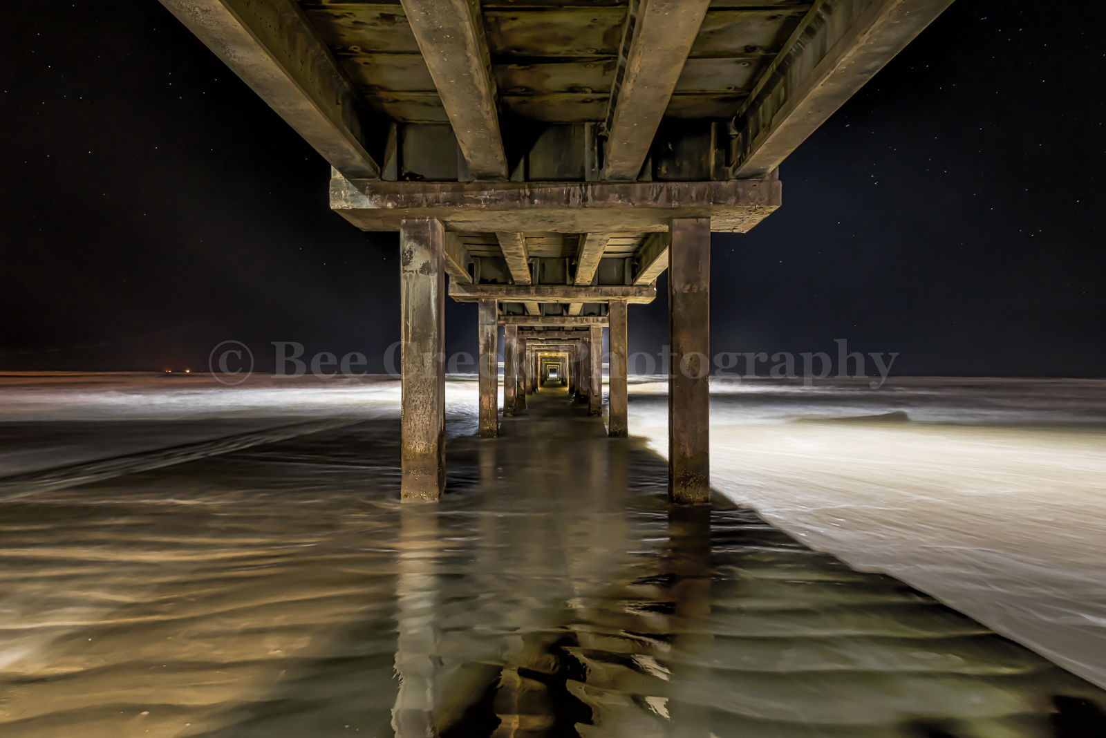Caldwell pier, texas pier, texas piers, port A, port Aransas, Texas, coast, coatal, seascape, seashore, texas coastal, Texas coast, texas beach, sand, surf, tide, high tide, texas coastal landscape, b, photo