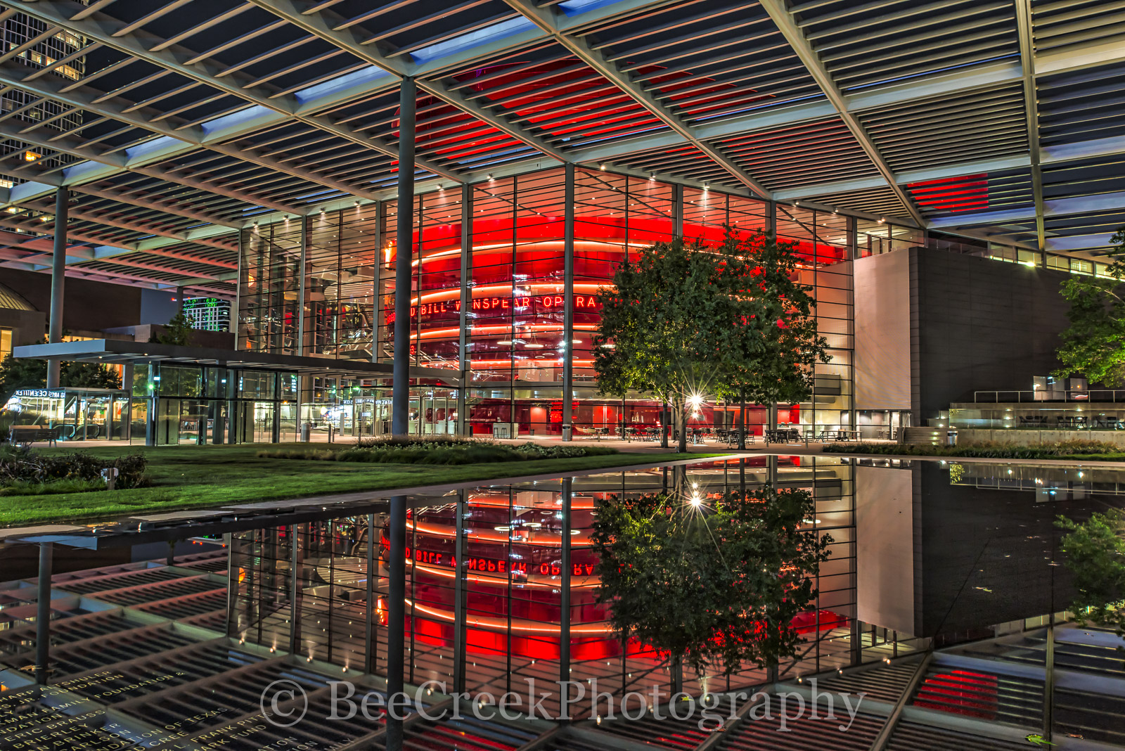 Dallas, Winespear Opera House, art, cities, city, cityscape, cityscapes, contemporary, downtown, modern, music, opera, reflections, urban, AT&T, Art district, , photo