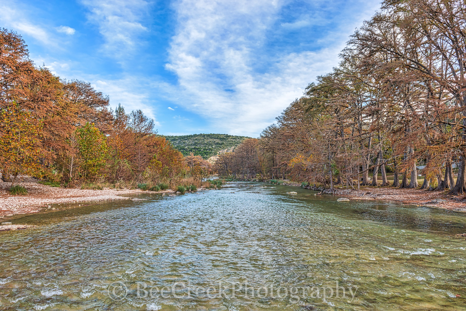 Concan, Frio River, River, fall, fall landscape, fall landscapes, scenic, scenic Tx images, scenic texas images, texas, water, photo
