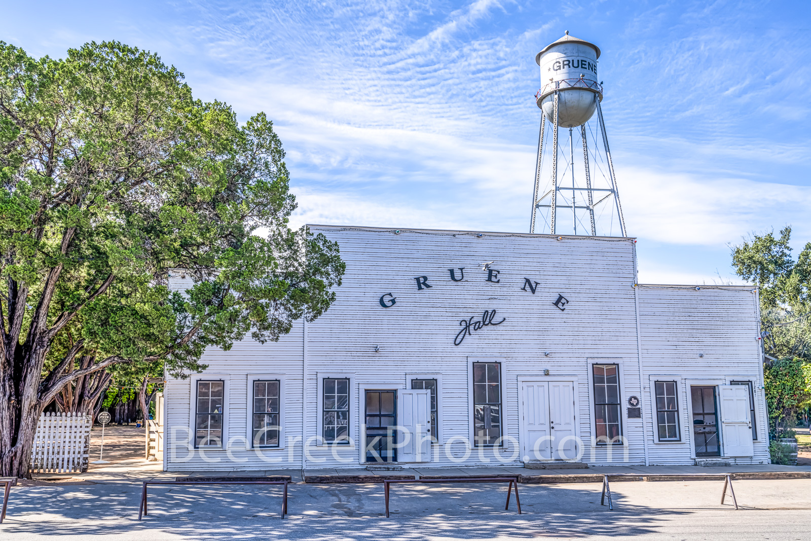Gruene Hall, Gruene Texas, dance hall, saloon, town, community, Earnest Gruene, german, german town, Texas, texas hill country, visit, National Register of Historic Places, western swing,