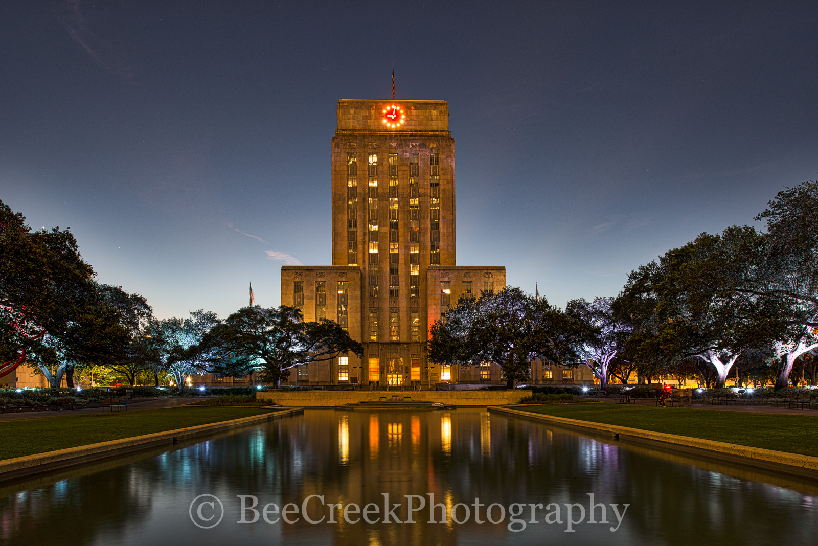 City Hall, Houston, building, city, cityscape, downtown, photo
