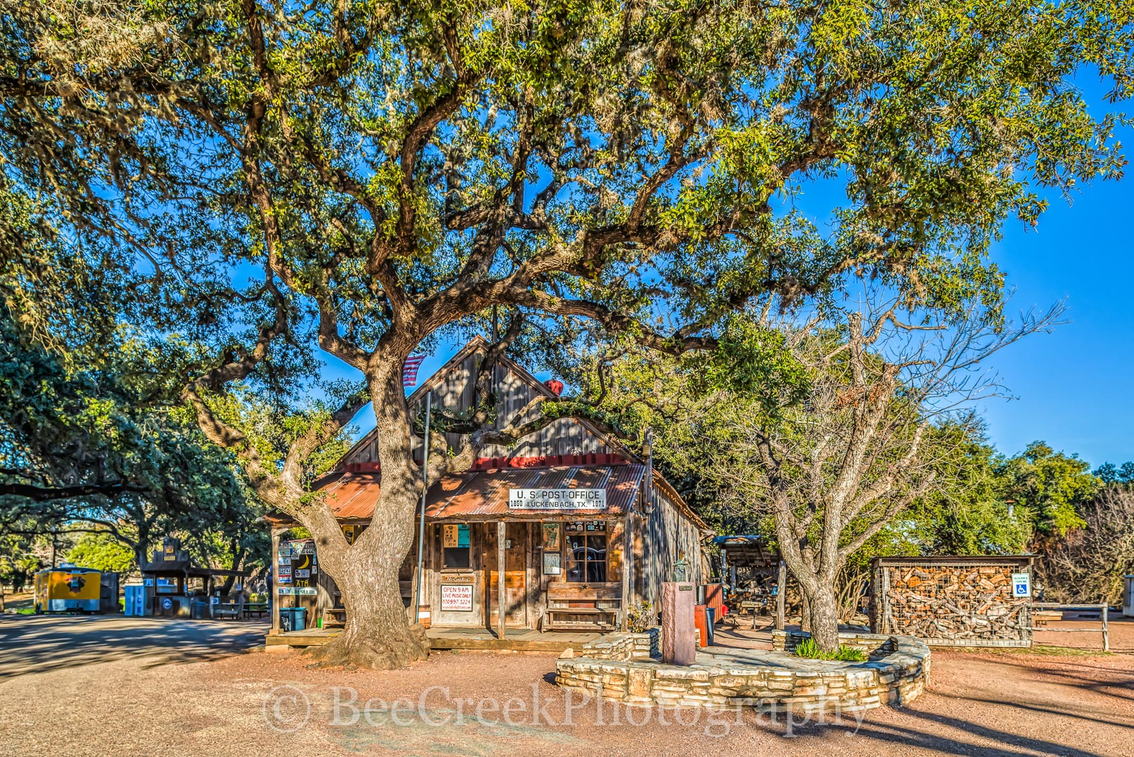 Texas, Gary P Nunn, General Store, Los Lobos, Luckenbach, Waylon Jennings, Willie Nelson, beer gardens, country music, dance hall, saloon, texas hill country. texas landscape, general store, laid back, photo