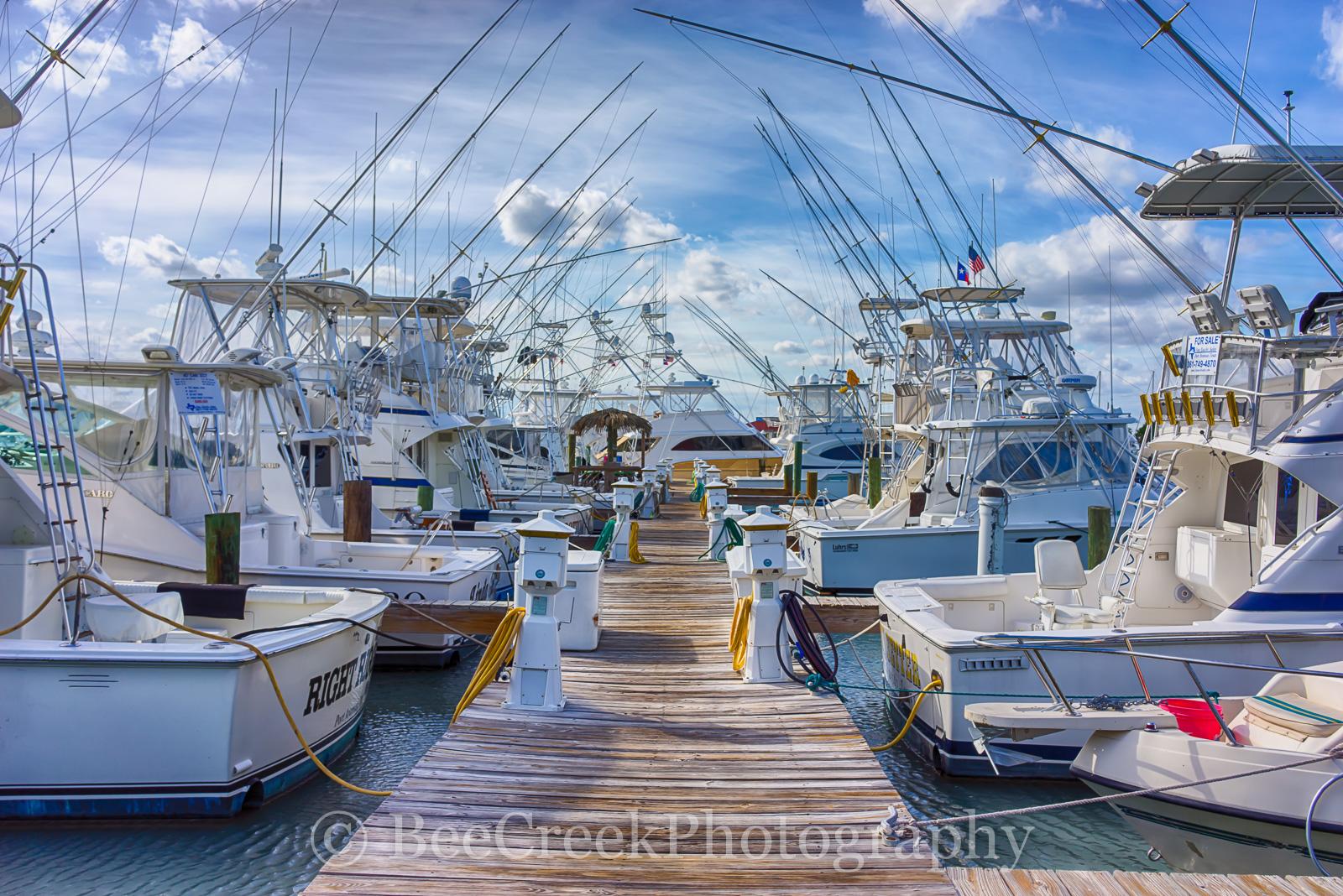 Port A, Port Aransas, Texas Coast, beach, boats, coast, coastal, fishing boats, ocean, sea, seascape, surf, texas, photo