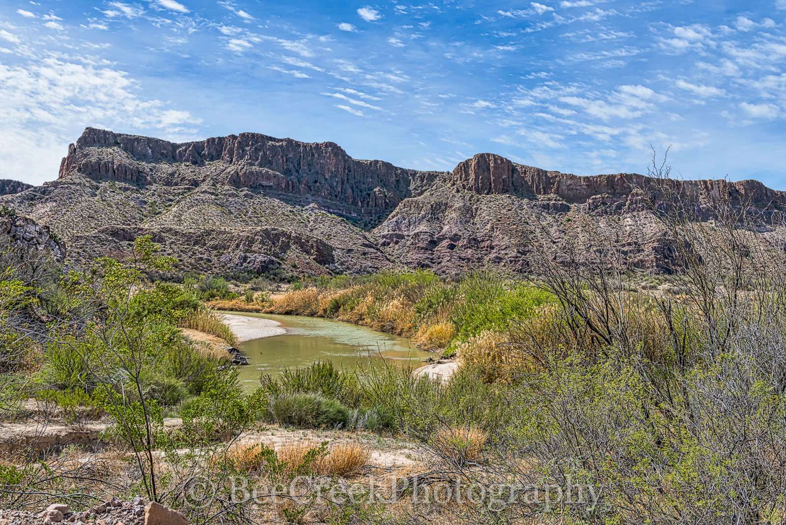 Big Bend State Park, Rio Grande River, River, clouds, landscape, scenic, view, photo