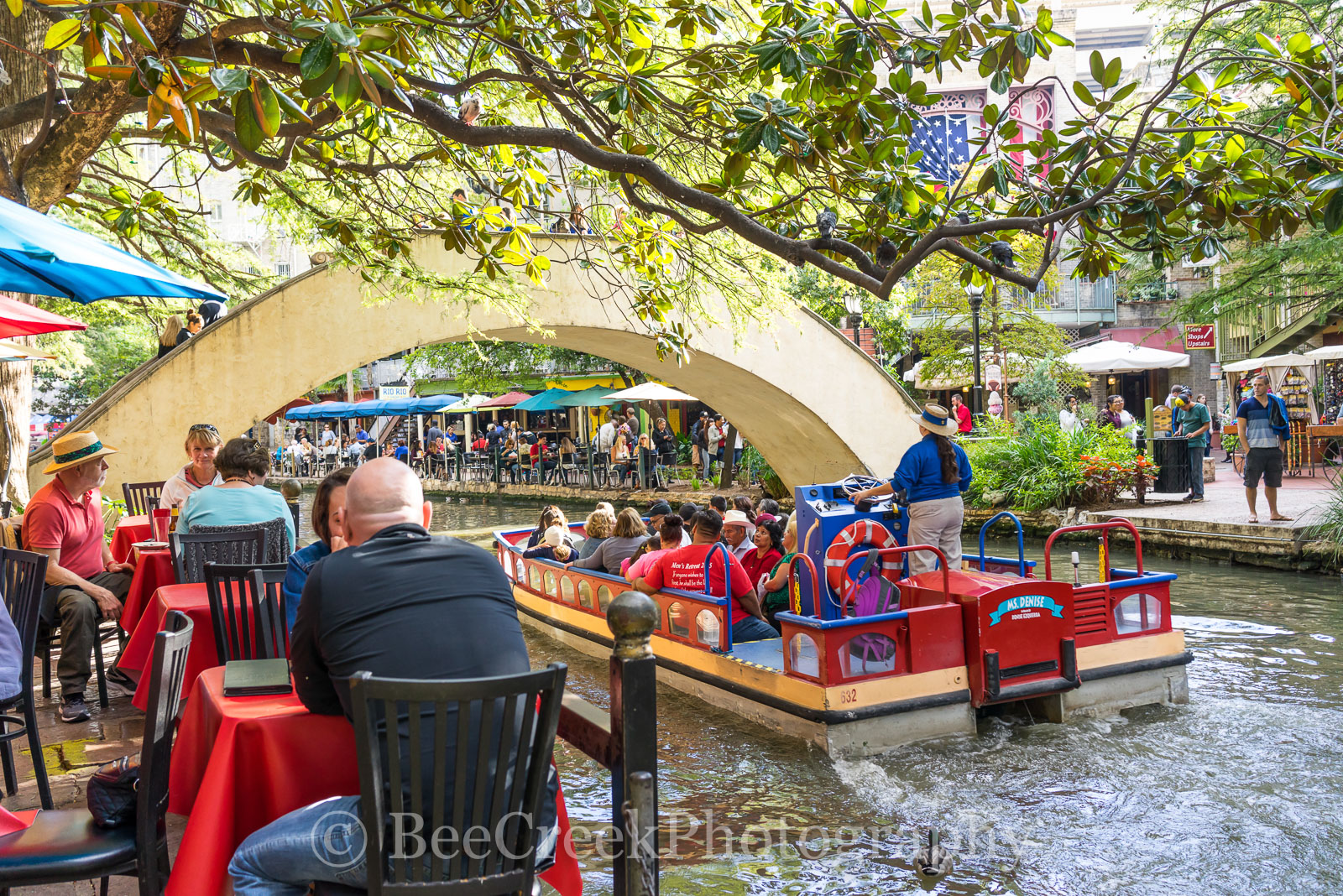 River Walk, San Antonio, cities, city, cityscape, cityscapes, dinning, downtown, toursit, people, lifestyle, , photo