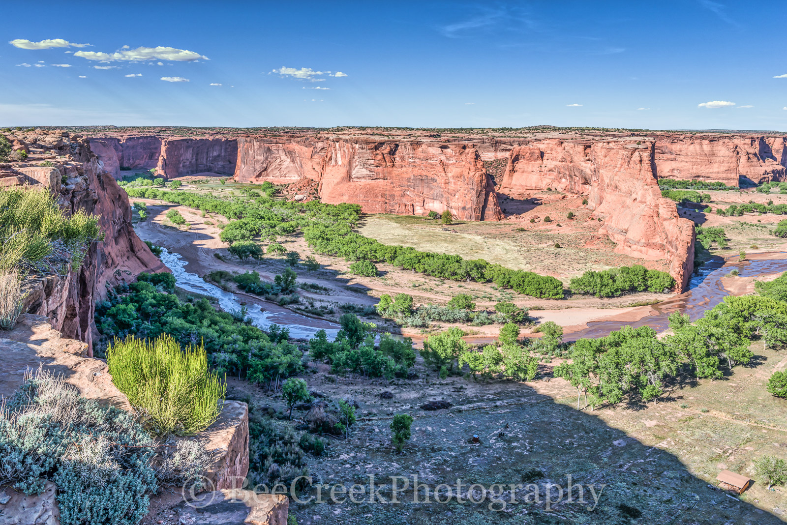 Anasazi, Arizona, Canyon de Chelly, Indian, Indian life, Navajo, Reservation, River, ancient, canyon landscapes, canyons, cliff dwellings, geology, landscape, landscapes, mountain landscapes, nature, , photo