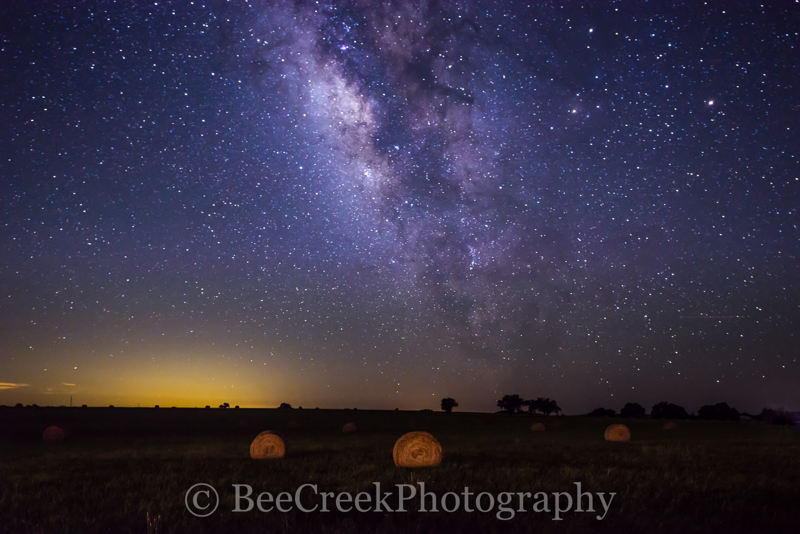 Astronomy, astrophotography, celestial, dark, dark skies, galaxies, galaxy, golden, hay bales, landscapes, light pollution, milky way, milkyway, night, night photography, night skies, planets, star ph, photo