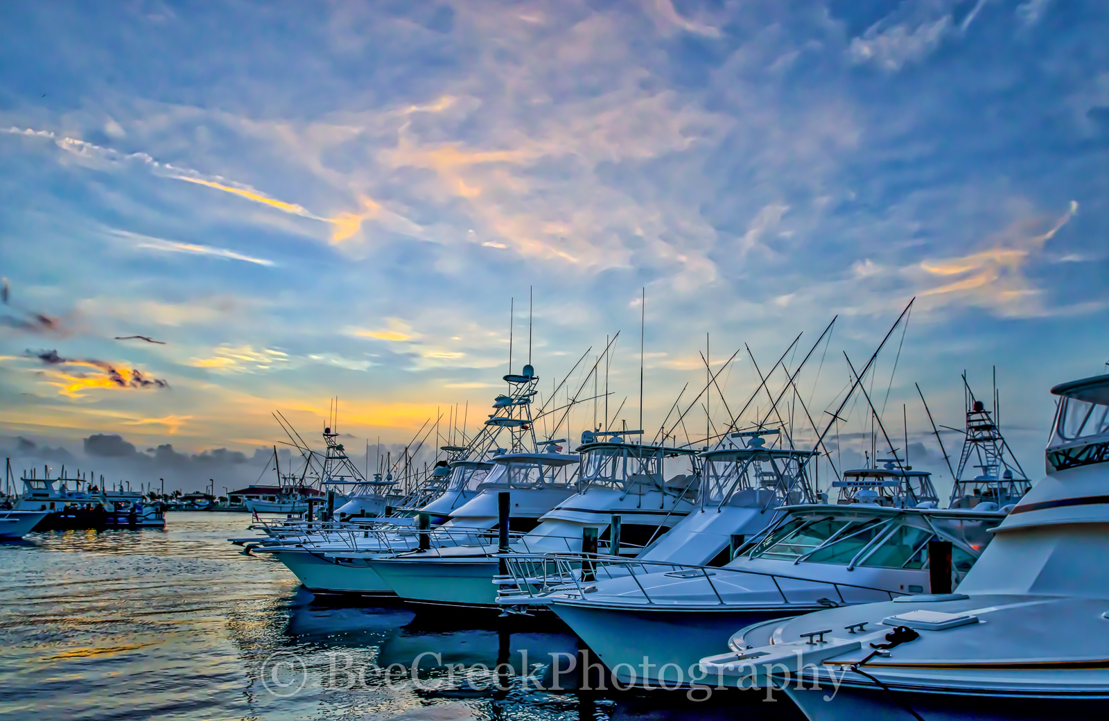 Port A, Texas Coast, boats, coastal, color, fishing, fishing boat, landscape, marina, nautical, seascape, seashore, skys, sunset, texas, twilight, gulf cost images, Texas beaches, photo