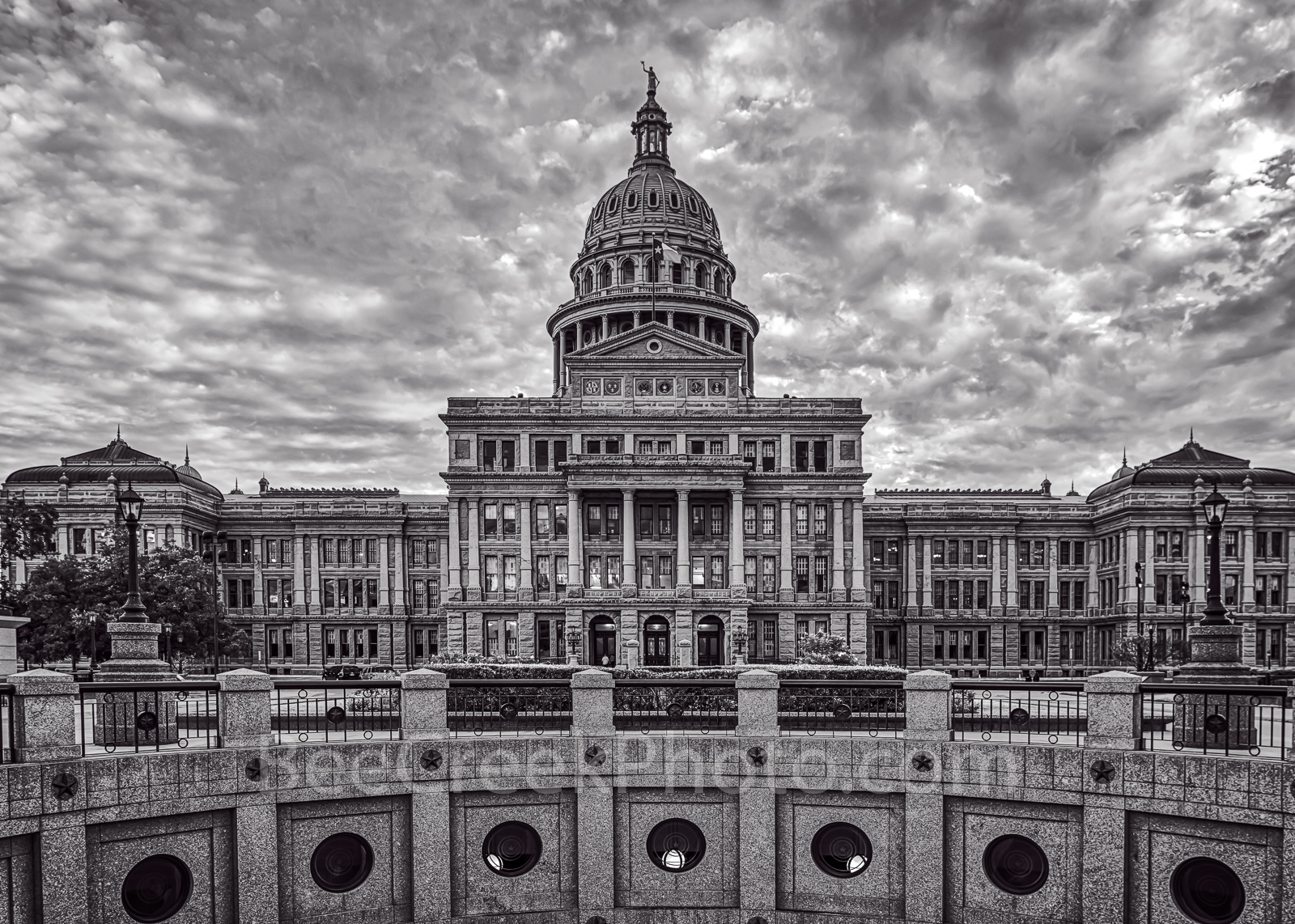 Austin, Capitol of texas, Texas Capitol, black and white, bw, fine art, Texas state capitol, rotundra, skyline, downtown, city, State Capital building, Texas State Capitaol, state Capitol, Capital of , photo