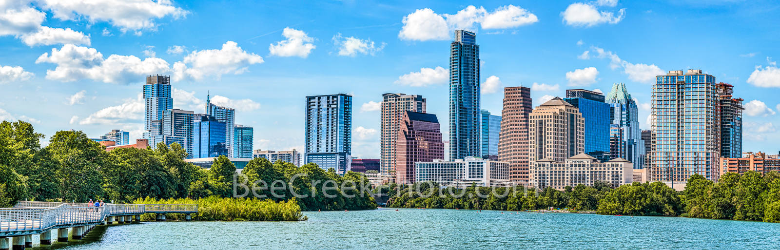 Austin Skyline, Austin, skyline, austin downtown, pics of texas, lady bird lake,  boardwalk, high rise, buildings, city of austin, austin tx,   architecture, beecreekphoto, city,