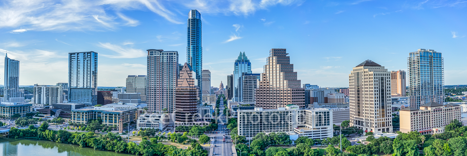 Austin Skyline, Austin, skyline, downtown, austin downtown, images of texas,  austin tx, austin texas, city of austin,  austin skyline pictures, drone, texas pictures, , photo