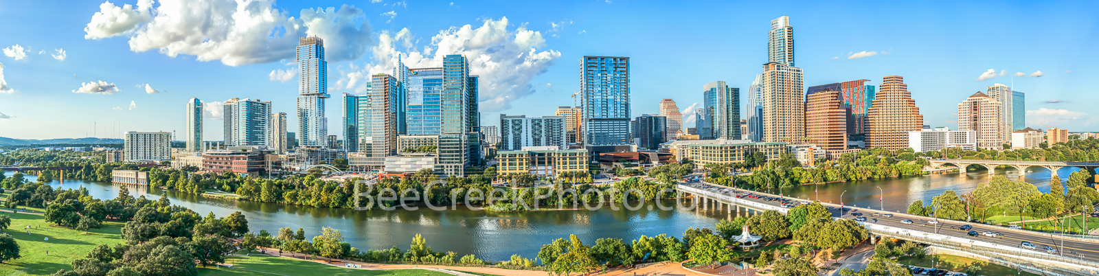 This is an extra large 4 to 1 pano of the Austin Skyline.  May need some cropping. Please contact us for pricing.