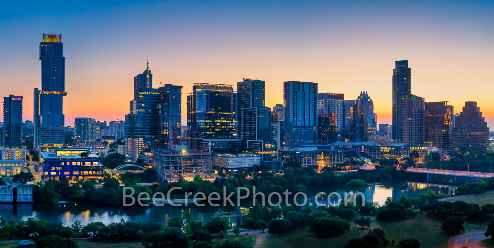 austin skyline, texas, sunrise, texas capitol, downtown austin, austin, lady bird lake, city of austin, austin texas, austin tx, austin pics, pano, panorama, austin downtown, architecture, sunrise,