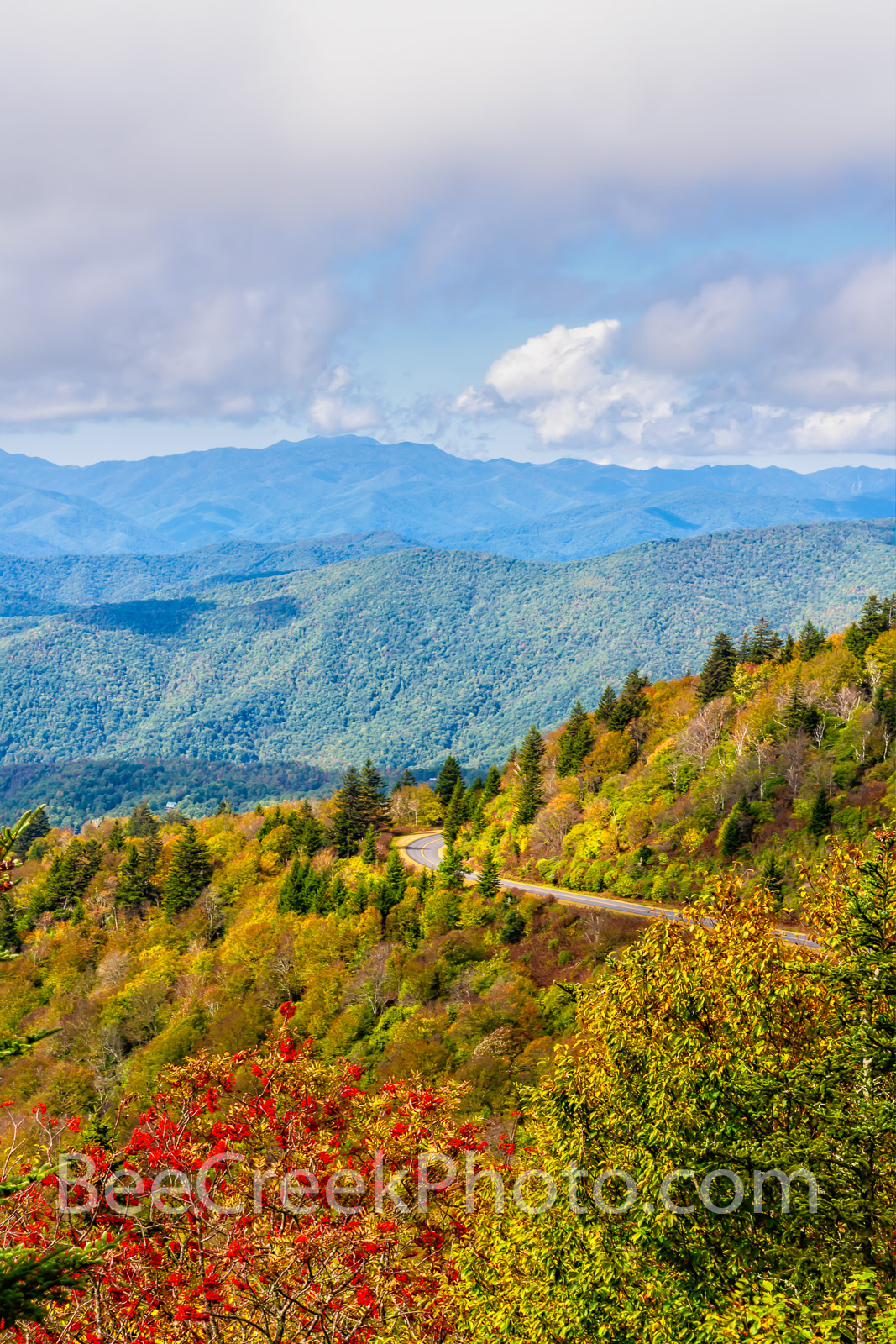 Blue Ridge Parkway, Vista, Vertical, Fall, Smoky Mountain, Scenery, scenic, Mountain, blue ridge mountains, blue ridge parkway, haze, Fall, Scenery, Pano, vista, panorama, scenic, blue ridge parkway, , photo