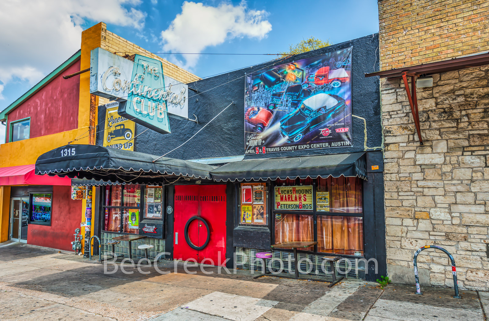 Continental Club Austin,austin, continental club, music, night club, iconic, city, downtown, music scene, south congress, live music, SOHO,, photo