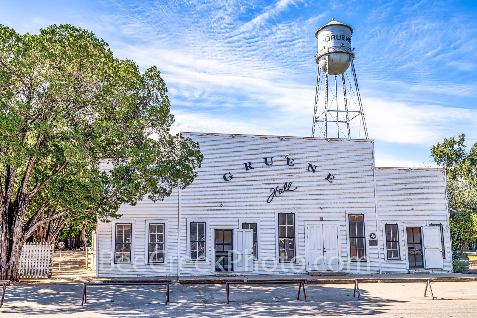 Gruene Hall - Gruene is an area located just within New Braunfels city limits which was created in the 1940a by German immigrant...