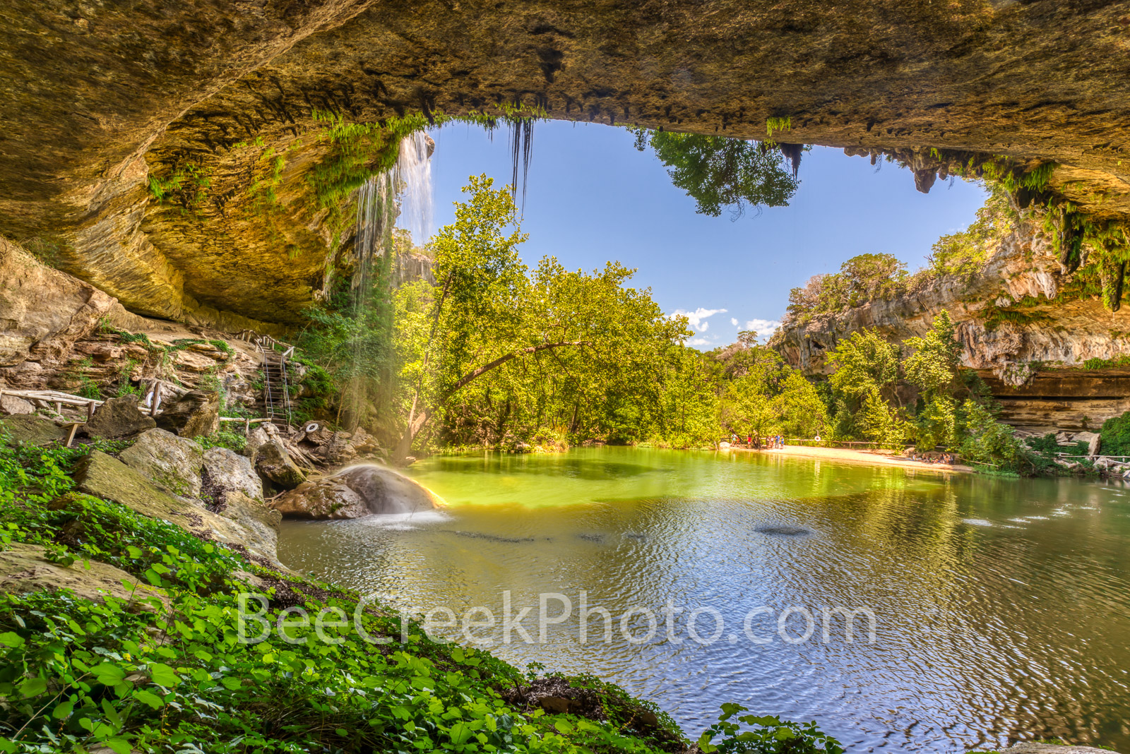 Hamilton Pool Preserve - Hamilton Pool is located off of hwy 71 in Travis county about a thirty minute drive from Austin,Texas...