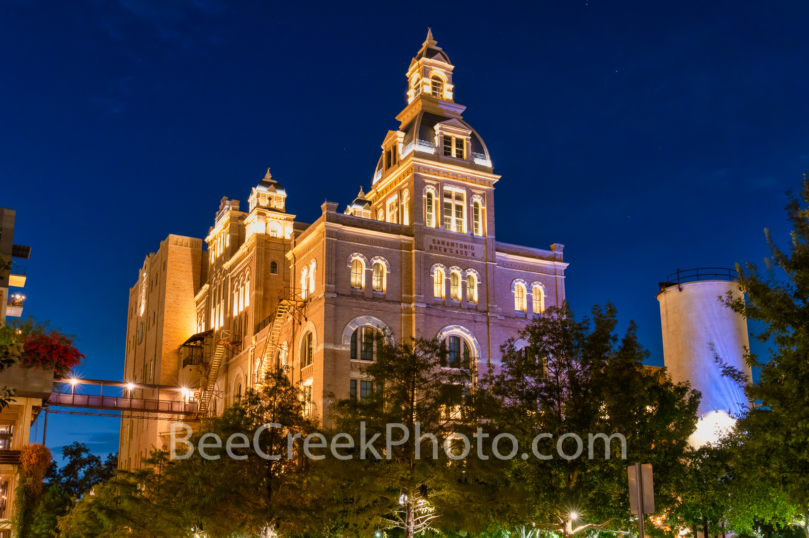Historic Pearl Brewhouse - This is the orginal Pearl Brewery in downtown San Antonio which is now part of the Pearl District....