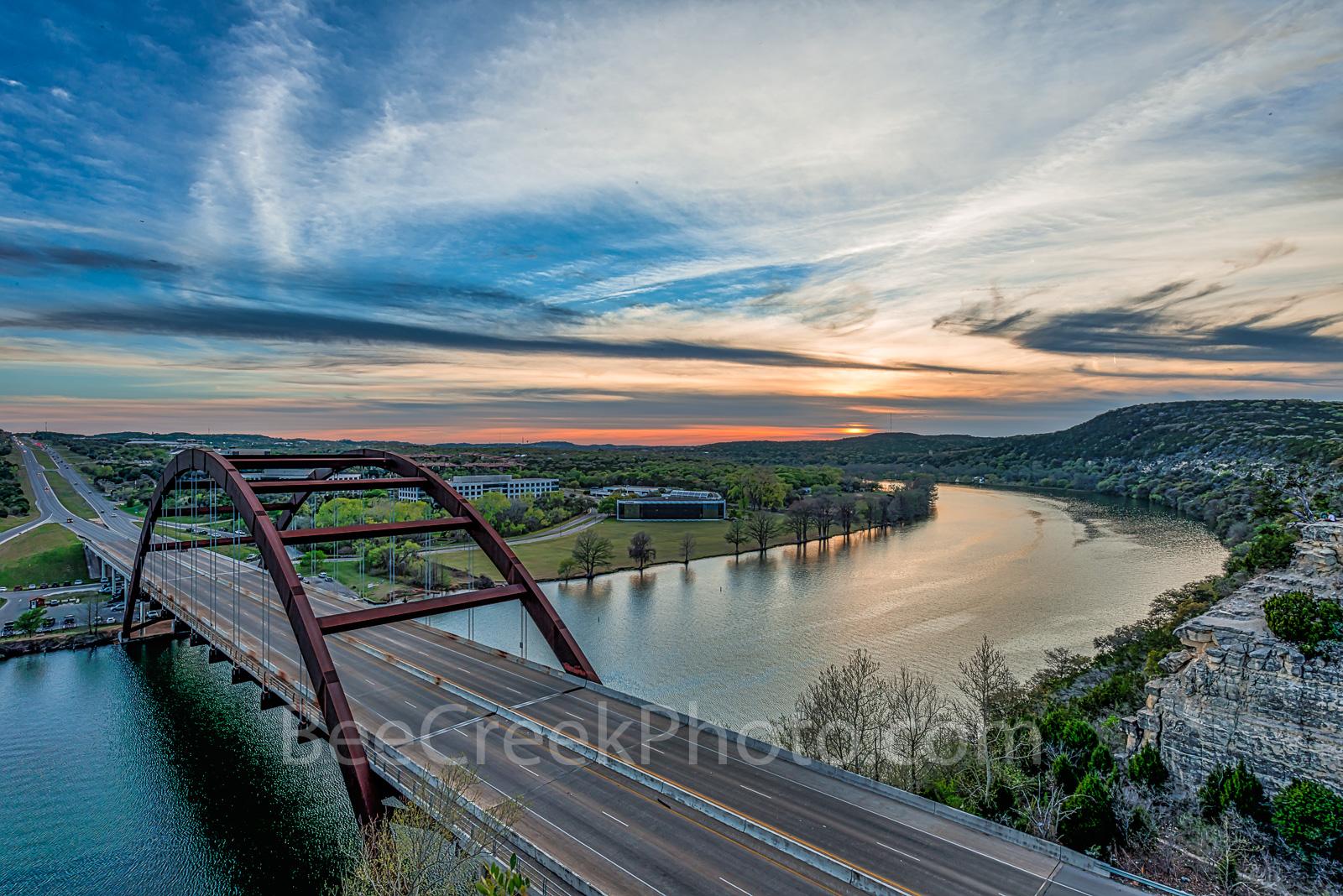 Austin sunset, 360 bridge, Austin 360 bridge, austin 360, austin 360 photos, Austin Pennybacker bridge, 360 Bridge austin, austin 360, pictures of austin tx,  images of austin, images of texas, texas , photo