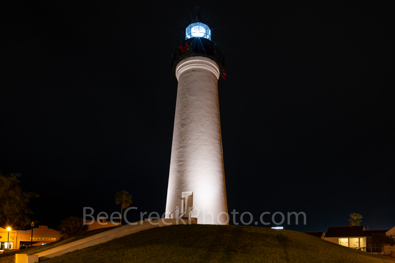 Port Isabel Historical Museum Night- Port Isabel Light House which is fifty feet high and is open to the public.  From this perch...