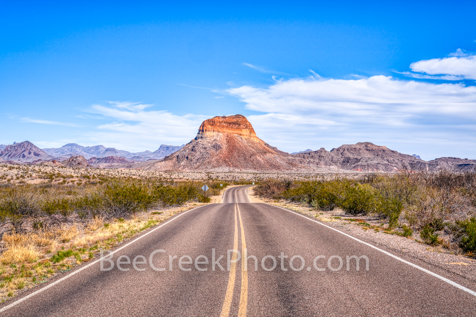 Big Bend National Park, desert southwest, scenic ross maxwell drive, chiso mountains, texas mountains, texas, west texas, chihuahuan desert, big bend, desert, texas landscape, texas scenery, cerro cas, photo