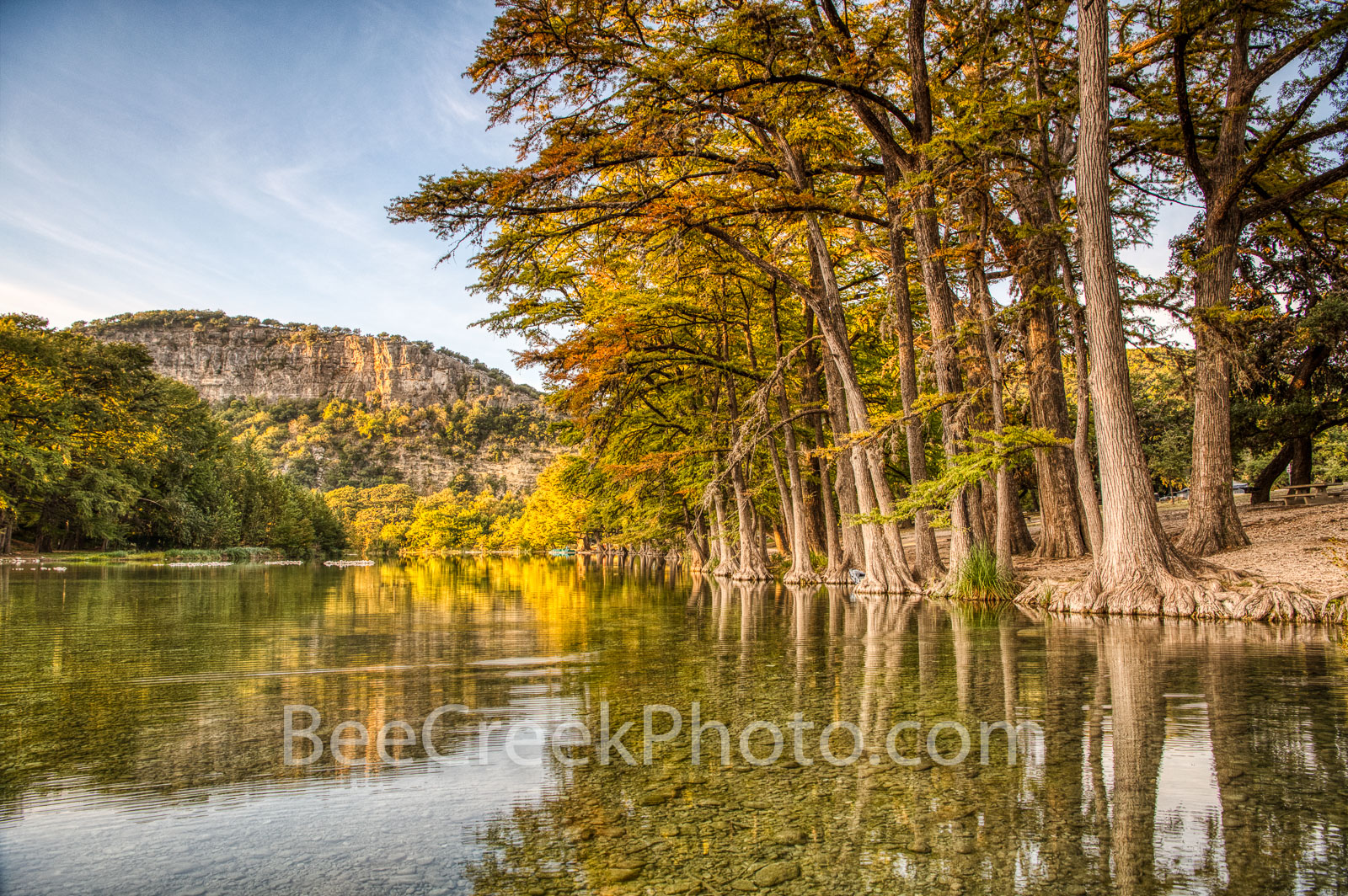 Serenity Along the Frio  - We capture this on one of our many trip to the Texas hill country this year to try and capture the...