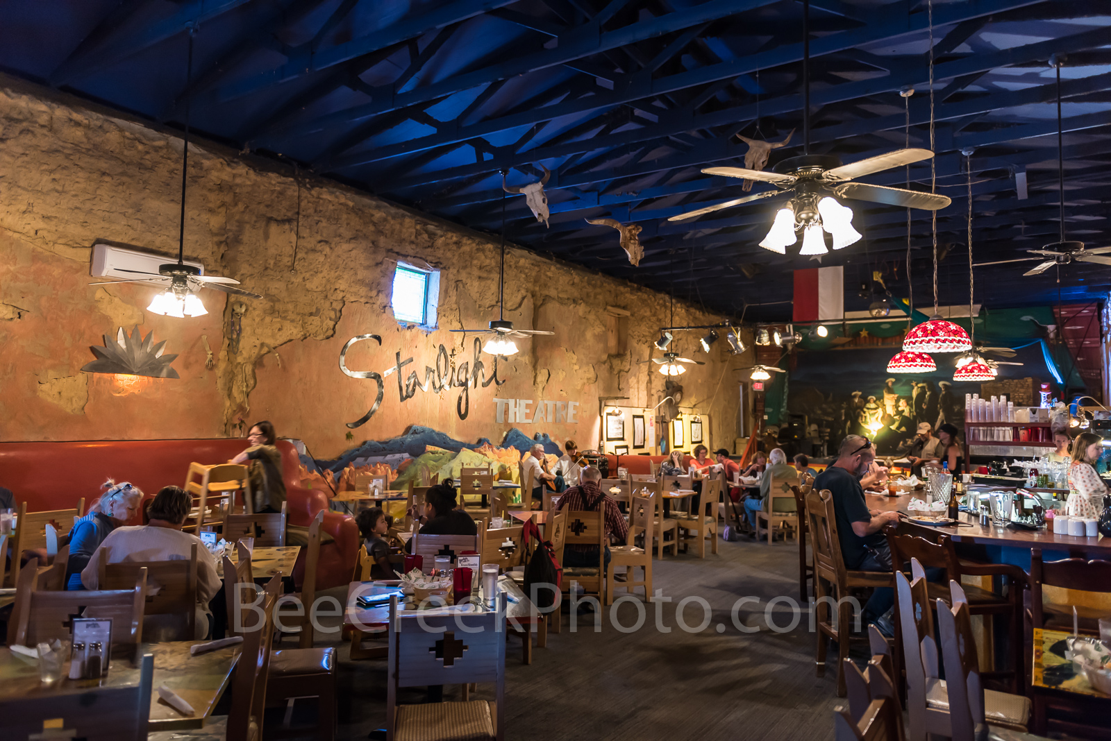 Terlingua, Starlight Theatre, dinning, bar, food, unique, music, Brunch,Travel, Leisure, vacation, tourism, lifestyle, Texas, west texas, , photo