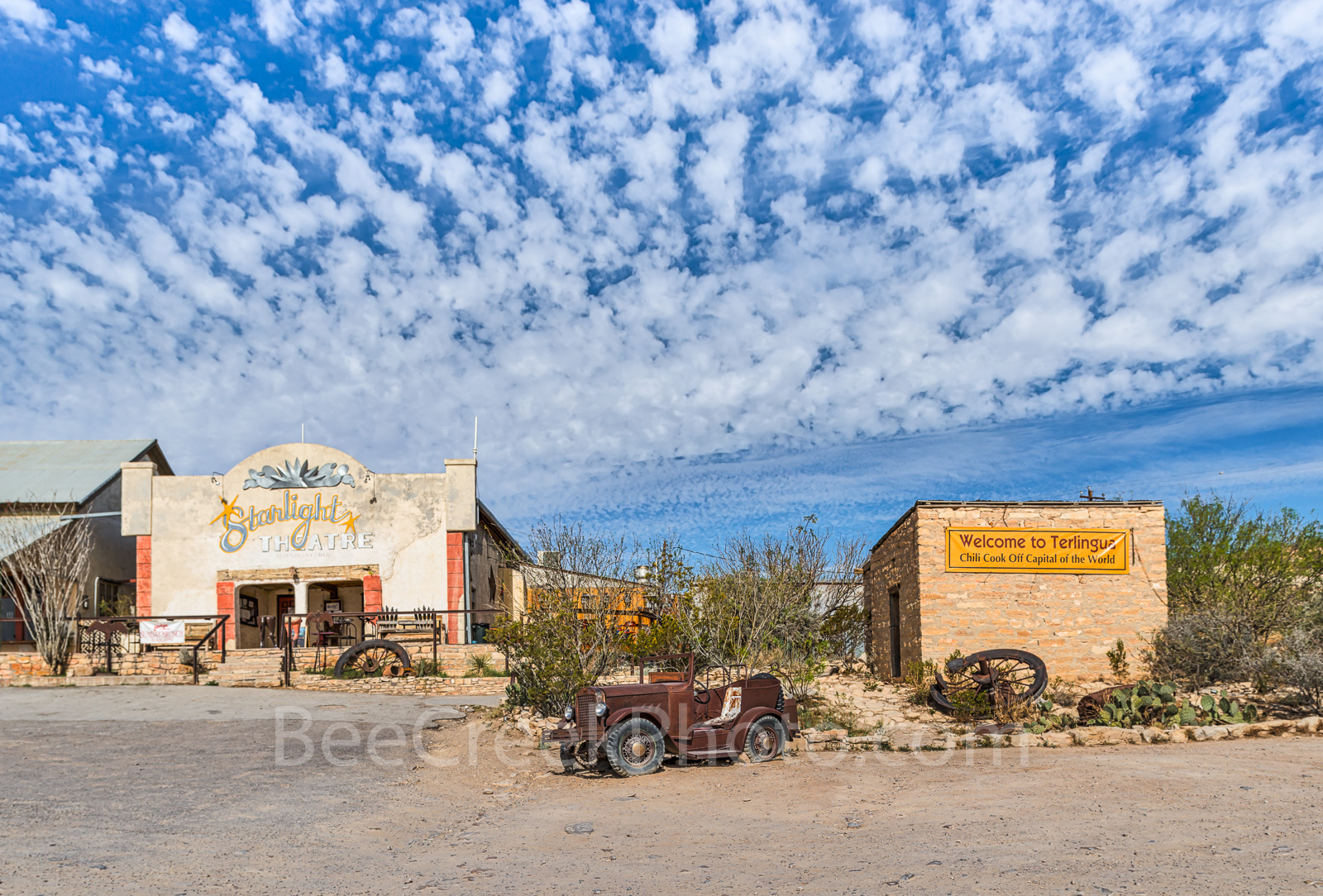 Starlight Theatre, Terlingua, restaurant, west texas, big bend, jeep, Terlingua sign, chili cook off,Travel, Leisure, vacation, tourism, lifestyle, Texas, restaurant, travel,, photo