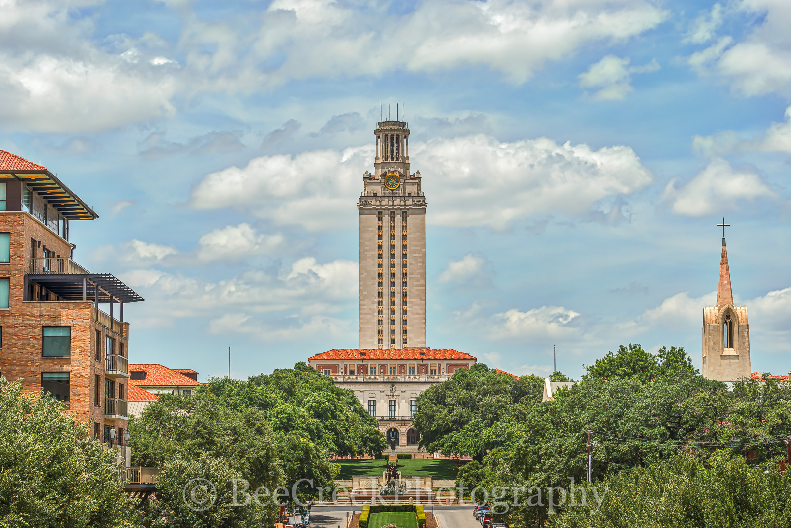 UT, tower, Austin, Texas, university, city, cities, downtown, cityscape, cityscapes, learning, schools,images of austin, photo